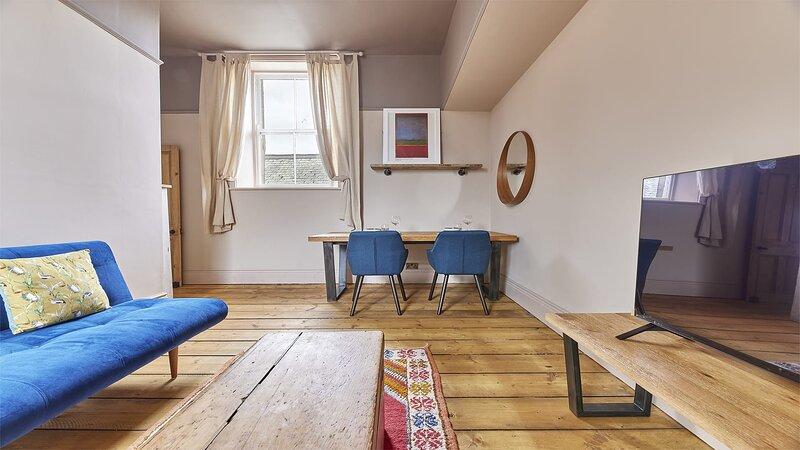 The Old Courtroom Flat, casa vacanza a Acklington