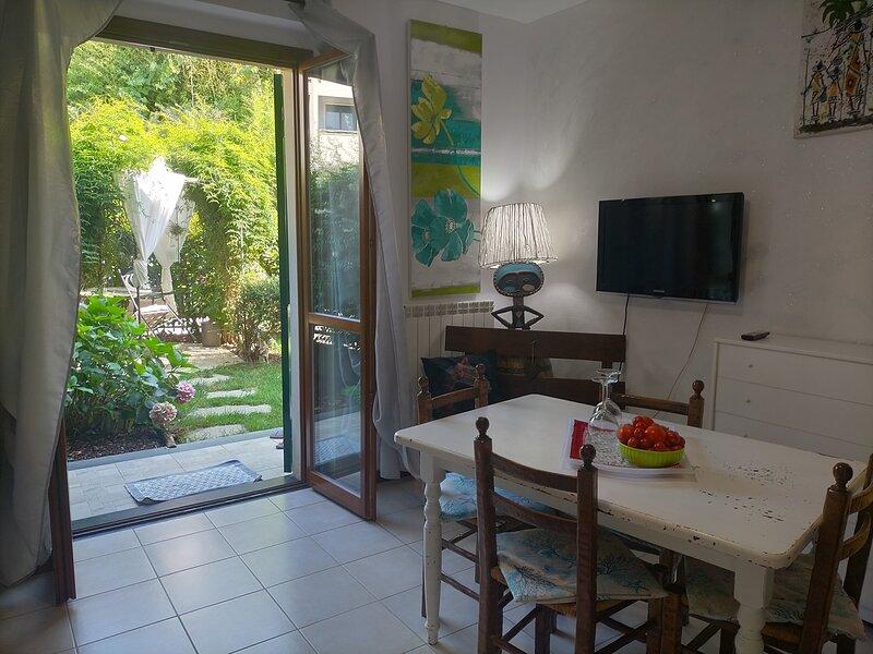 Casa ad uso turistico Ryu&Mylu' codice citra 010018-it0021 citra, aluguéis de temporada em Cogorno
