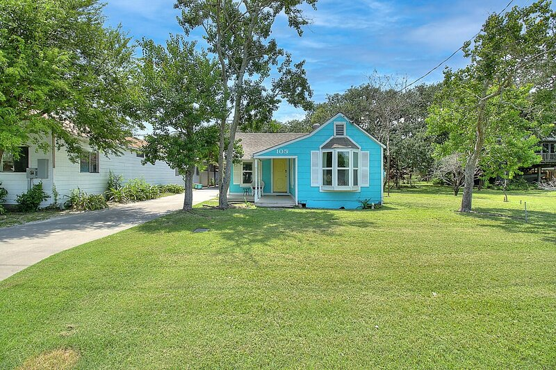 The Turquoise Mermaid, vacation rental in Fulton
