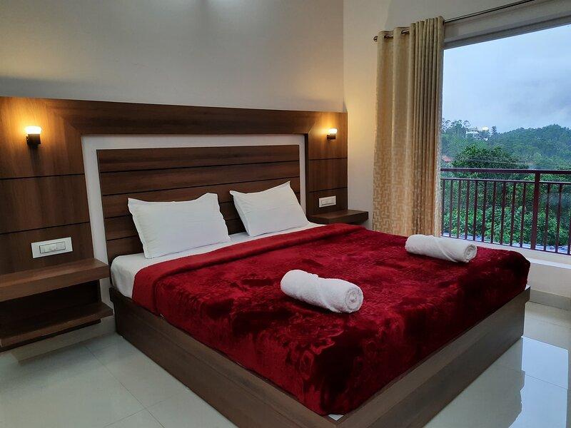 Mistica Munnar, holiday rental in Pooppara