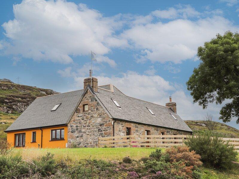 Cuilfearne Croft, near Thurso, holiday rental in Melvich