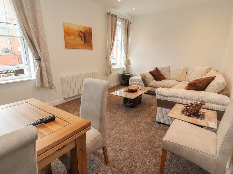 Flat 1, Prestatyn, holiday rental in Axton