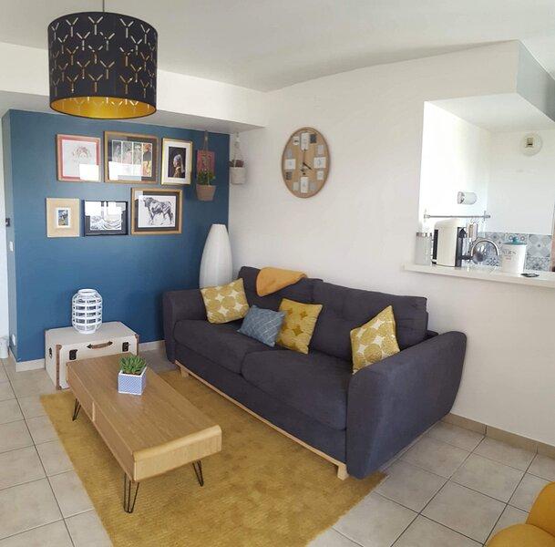 Disneyland cosy Apartment, holiday rental in Chanteloup-en-Brie
