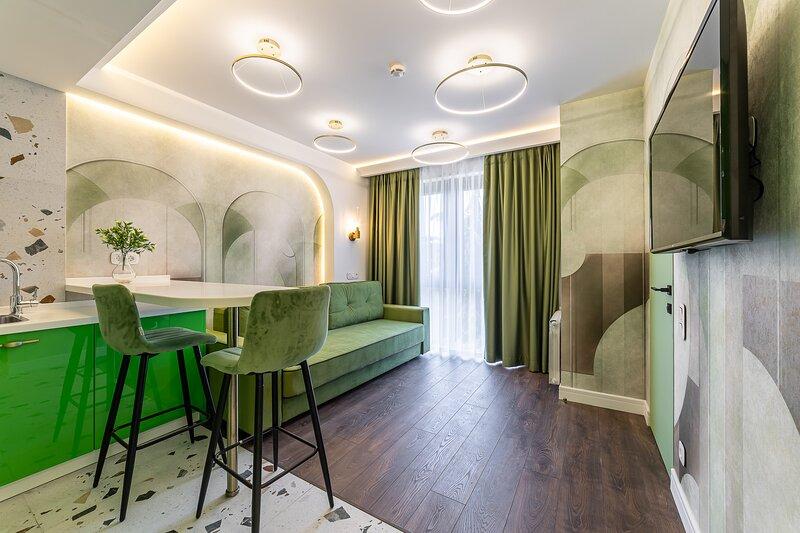 Апартаменты с 1 спальней, alquiler vacacional en Sochi