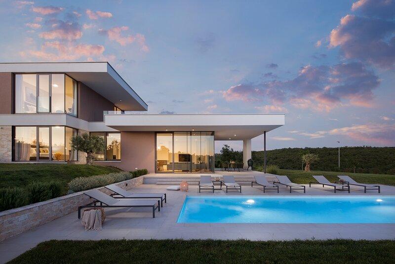 Beautiful Villa Kalista, holiday rental in Verteneglio