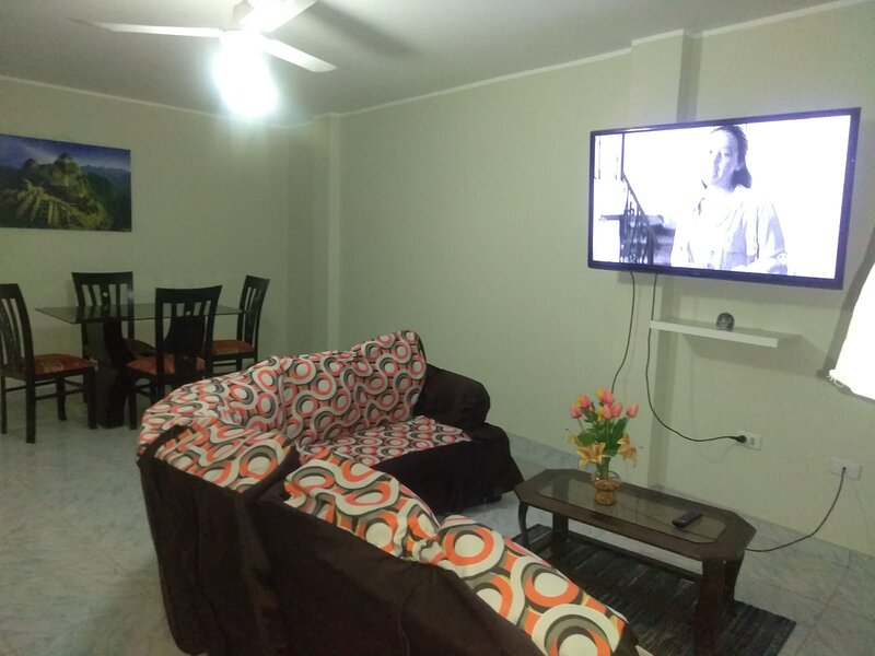 New Apartment furnished in Los Olivos - Lima, holiday rental in Los Olivos