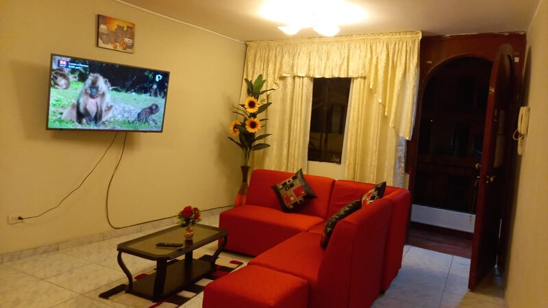 Angelica's House Apartments, holiday rental in Los Olivos