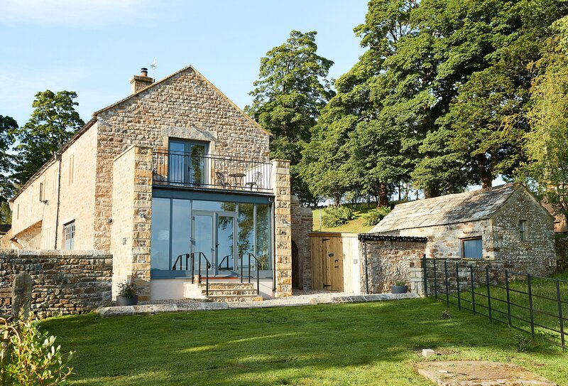 The Old Buttress at Rotherhope Towers, holiday rental in Alston