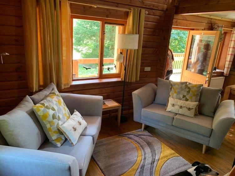 Deveron Lodge Aberdeenshire, holiday rental in Cornhill