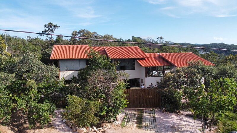Casa Pariká - Chapada dos Veadeiros, holiday rental in Vila de Sao Jorge