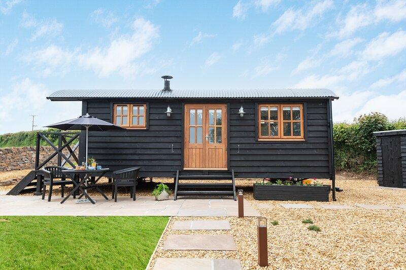 Daisy Park Shepherds Hut, casa vacanza a Seaton