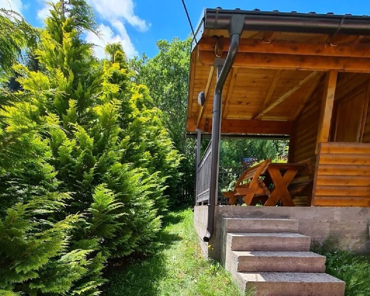 Two Bedroom Mountain House Mir, alquiler vacacional en Kolasin Municipality