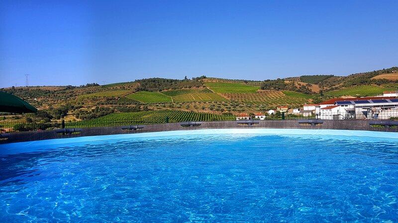 Casa das Lajes-Moradia com lindas vistas e piscina, vacation rental in Sernancelhe