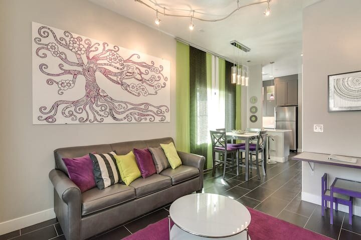 Modern 2bed/1ba Luxury Condo -(City Lights), holiday rental in Provo