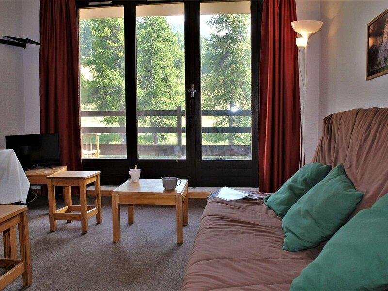 Appartement 2 Pièces 5 couchages RISOUL 1850, aluguéis de temporada em Risoul