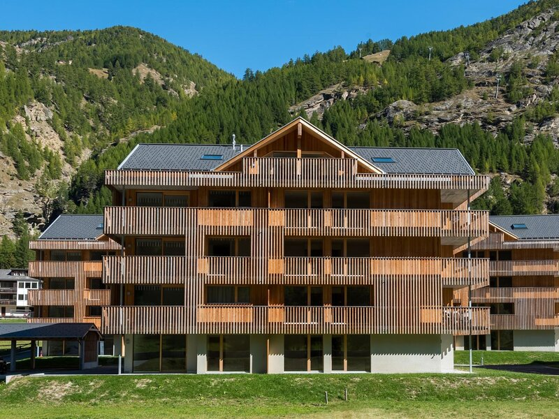 Montela Apartments Haus  D, holiday rental in Saas-Grund