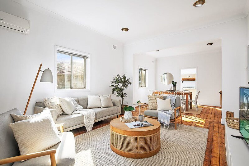 Sun, Space And Seaside Vibes, One Of Bronte's Best Streets, holiday rental in Waverley