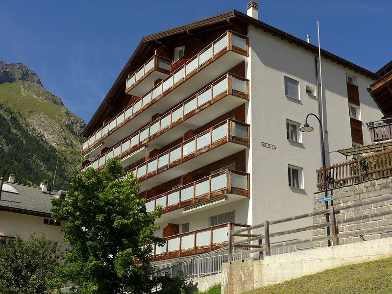 Siesta, holiday rental in Täsch