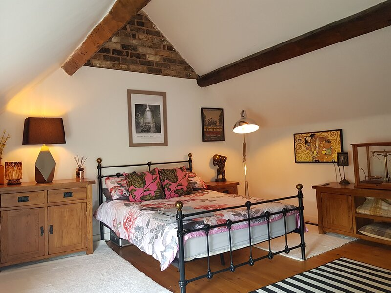 The Hanging Gate  Coach House Madeley, casa vacanza a Ryton