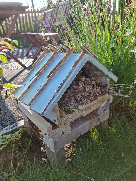 Riverview Bug Hotel, holiday rental in Mells