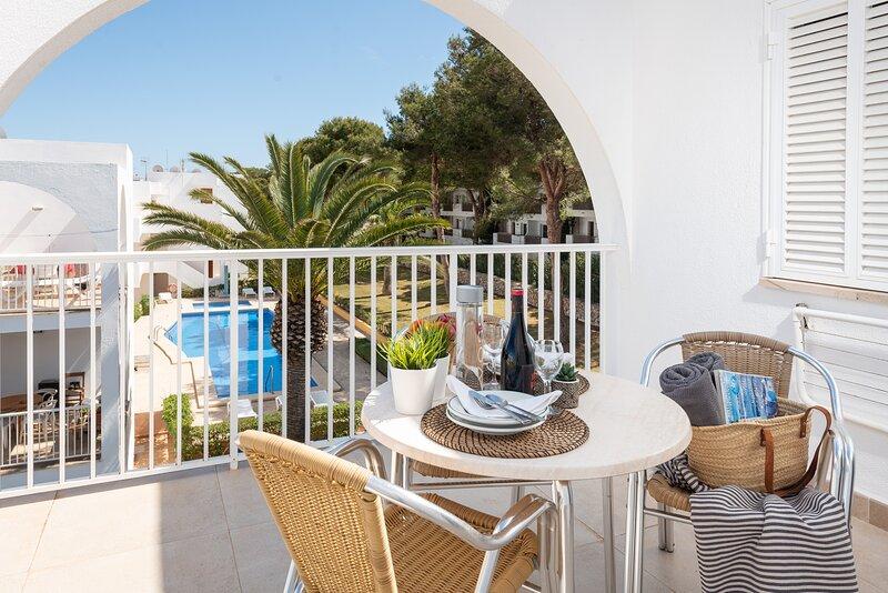 Preciosos apartamentos Pins con piscina, casa vacanza a Cala Ferrera