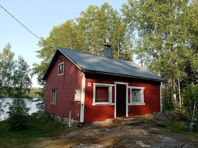 Rock Saimaa, holiday rental in Tanhuvaara