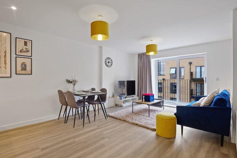 Luxury Immaculate 2-Bed Apartment in Birmingham, casa vacanza a Halesowen