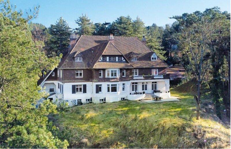 gite dans une villa anglo normande au cœur de la pinède d'Hardelot plage, holiday rental in Hardelot Plage