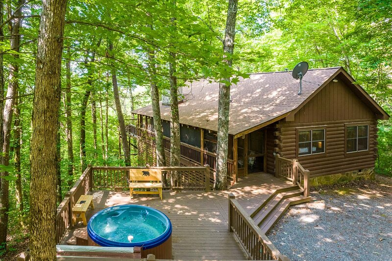 Napa's Mountain, alquiler de vacaciones en Whittier