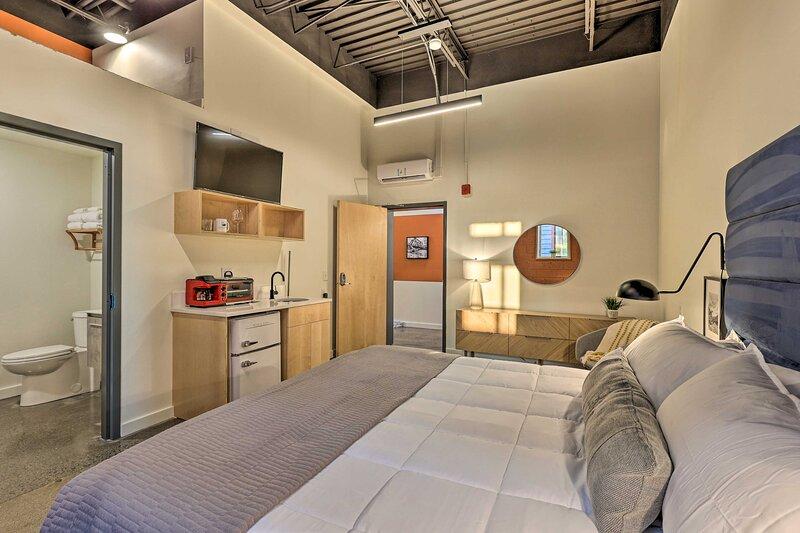NEW! Studio Near Creeper Trail & Laurel Creek!, holiday rental in Damascus