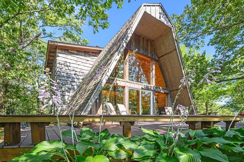 Peckerwood Knob Sunrise Cabin; Mntns of SE Oklahom, alquiler vacacional en Smithville