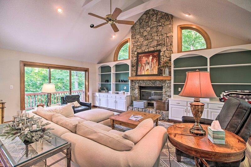 NEW! Wintergreen Resort Escape Near Leaf Peeping!, vacation rental in Waynesboro