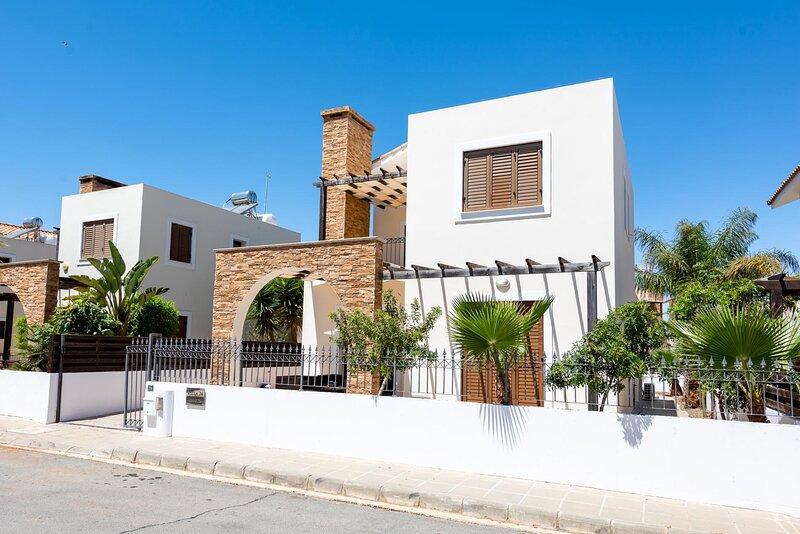 Villa Alexandra (Ayia Thekla), alquiler de vacaciones en Liopetri