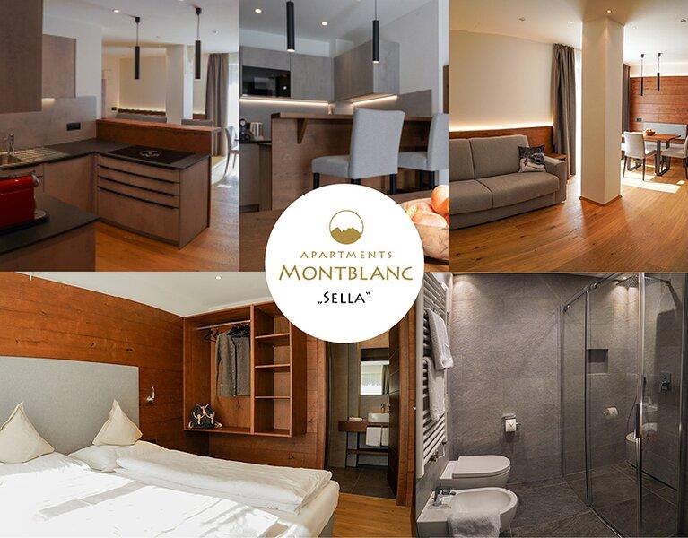 Apartments Montblanc**** Ortisei Val Gardena / St.Ulrich Gröden Dolomites, casa vacanza a Selva di Val Gardena