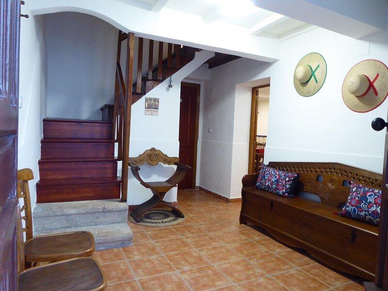 La Serrana de la Vera Casa Rural, alquiler de vacaciones en Casas del Castañar