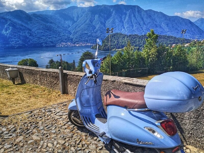 ON THE HILLS OFMEZZEGRA& IN FRONT OF THE GREENWAY OF LAKE COMO, alquiler vacacional en Mezzegra