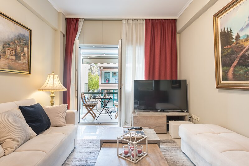 City apartment in Athens, holiday rental in Kallithea