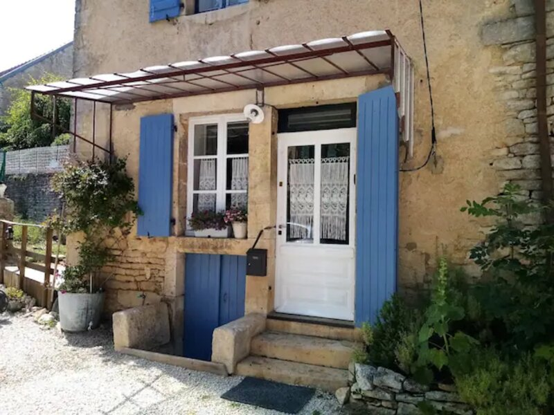 Le gîte du Lapin Bleu, holiday rental in Bussy-le-Grand