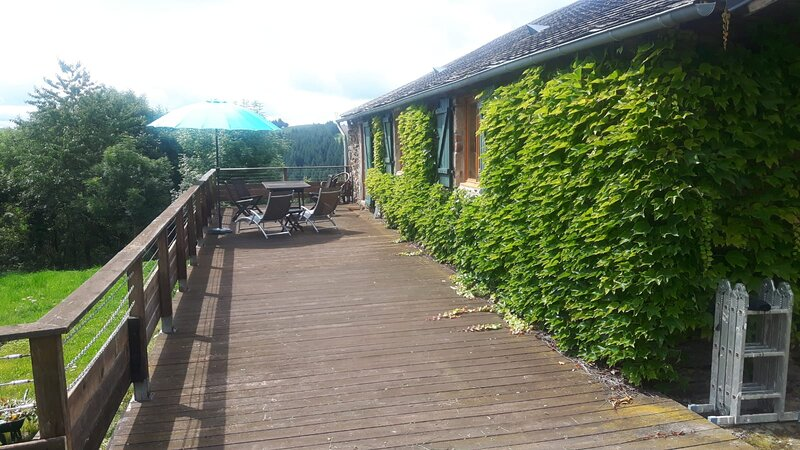 Converted Barn, holiday rental in Lacaze