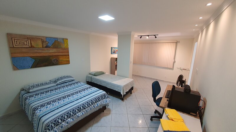 Loft Aconchego da Barra - 350mt da praia, holiday rental in Vila Velha