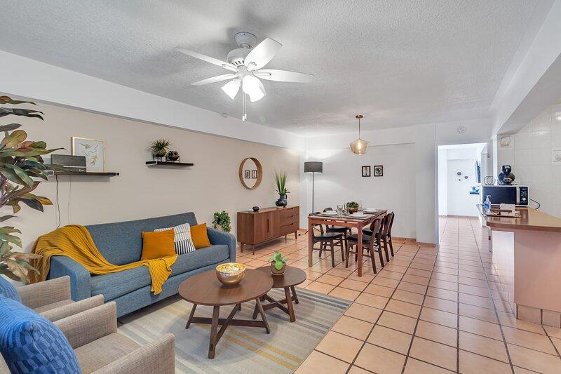 +MS Extraordinaria Suite + Accesible +Av. Tecnológico, holiday rental in El Marques Municipality