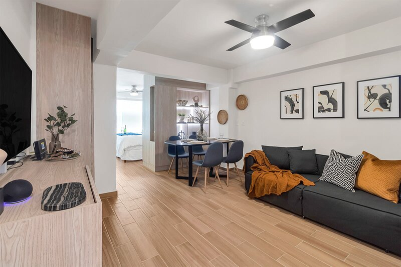 +MS +Loft Suite Moderno +Ubicadísimo +150MB, holiday rental in El Marques Municipality