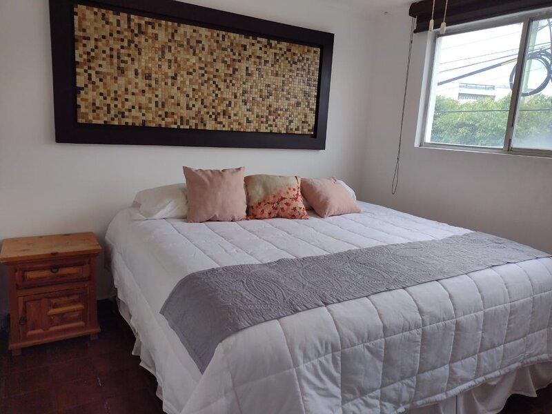 +MS +Suite Confortable + Centrica +Zaragoza, alquiler de vacaciones en Santiago de Querétaro