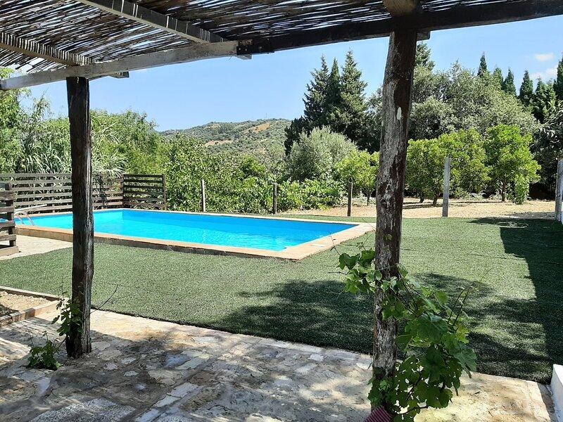 Vivienda Rural Maestro Herrador, vacation rental in Ubrique