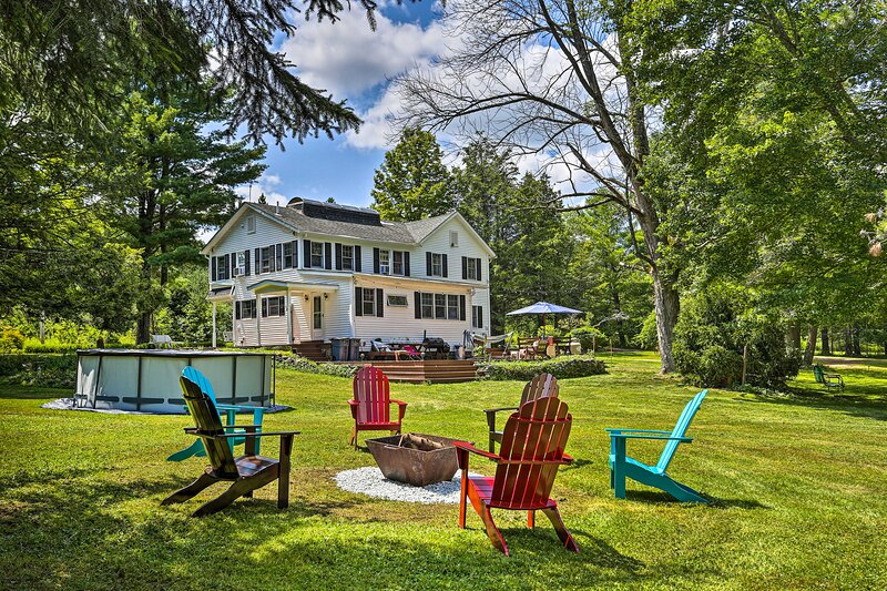 NEW! Greentown Retreat: 7 Mi to Lake Wallenpaupack, vacation rental in South Sterling