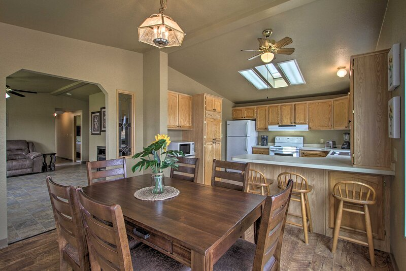 NEW! Stunning & Quiet Helena Home w/ Covered Porch, vacation rental in Helena