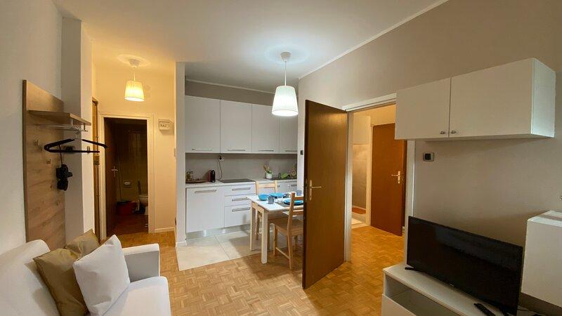 Apartment  ZEN residential area, holiday rental in Fie allo Sciliar