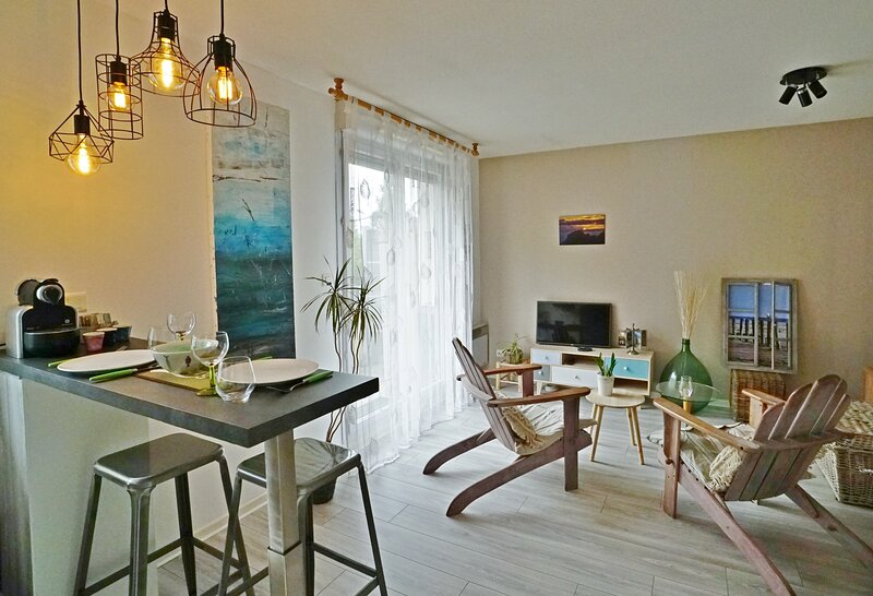 Charmant Studio Le Monceau, holiday rental in Brechaumont