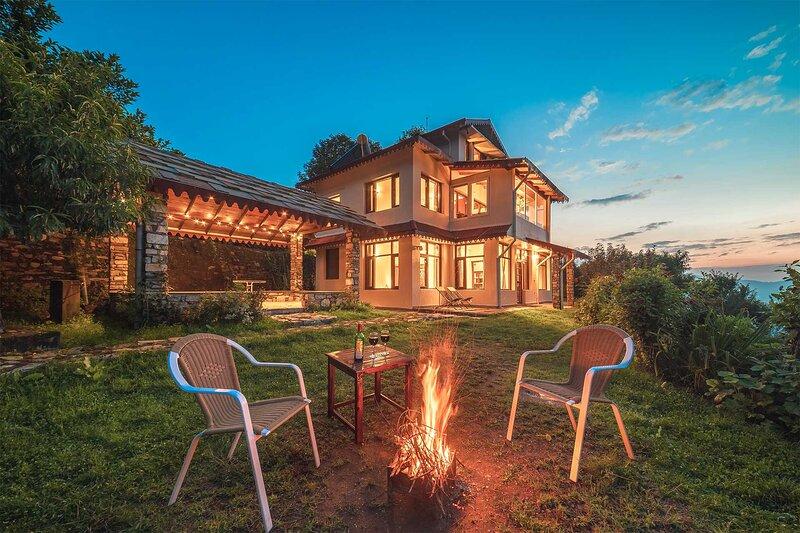 The Clairmont Cottage by Vista Rooms, aluguéis de temporada em Nainital