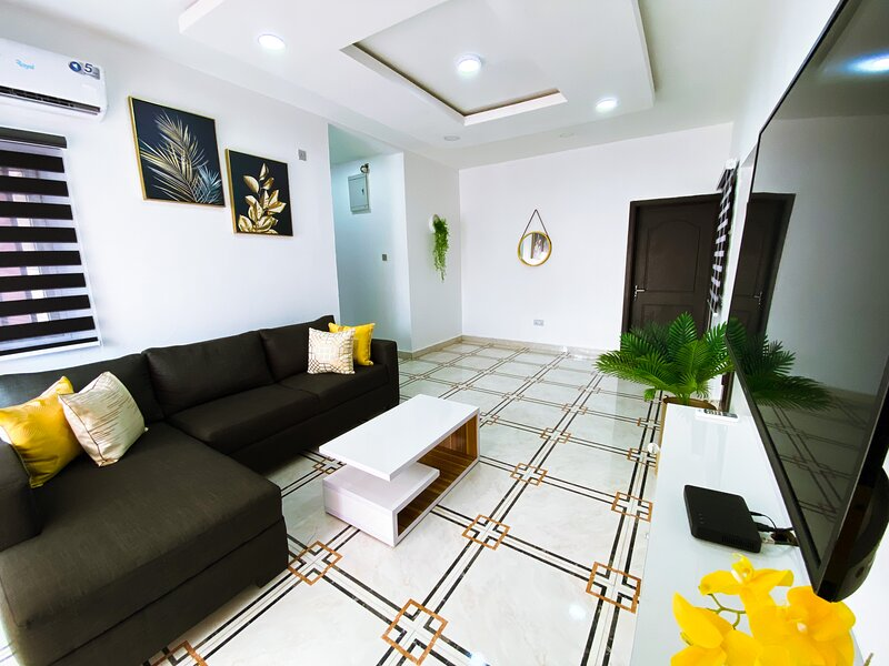 Perfect Cozy Home, holiday rental in Ikeja